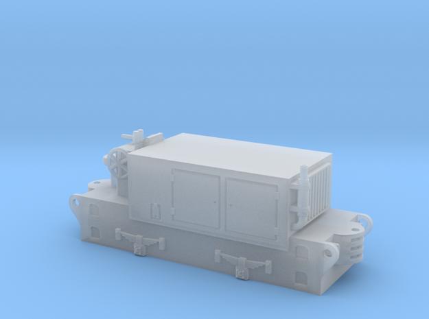 OD2 diesel shunter / diesel da manovra in Smooth Fine Detail Plastic