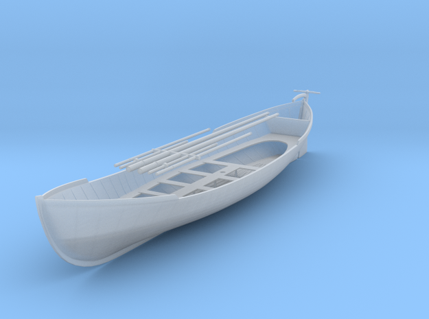 1/72 US 28ft Whaleboat