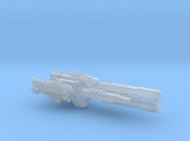 UNSC Paris class frigate high detail