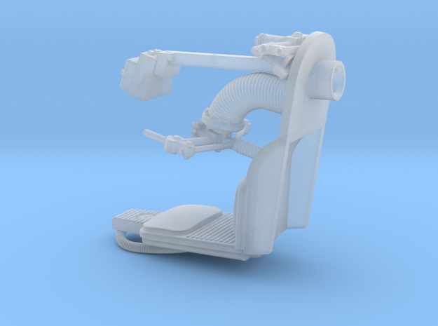 YT1300 HSBRO TURRET WELL SEAT in Smooth Fine Detail Plastic