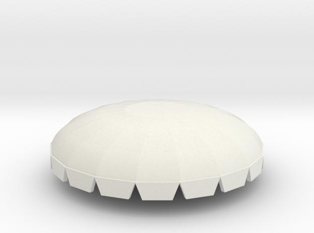 vw hampton top in White Natural Versatile Plastic