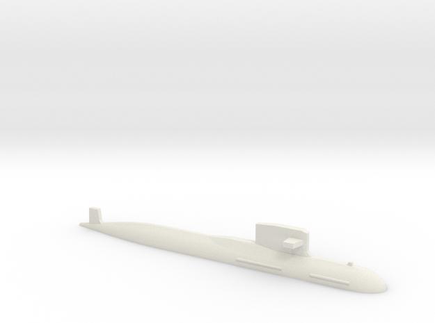 PLA[N] 093B Submarine, 1/1800