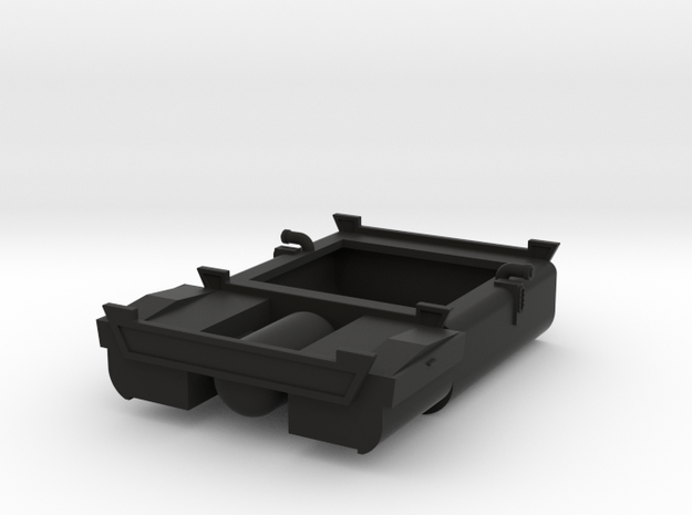 EMD F Unit Fuel Tank in Black Natural Versatile Plastic