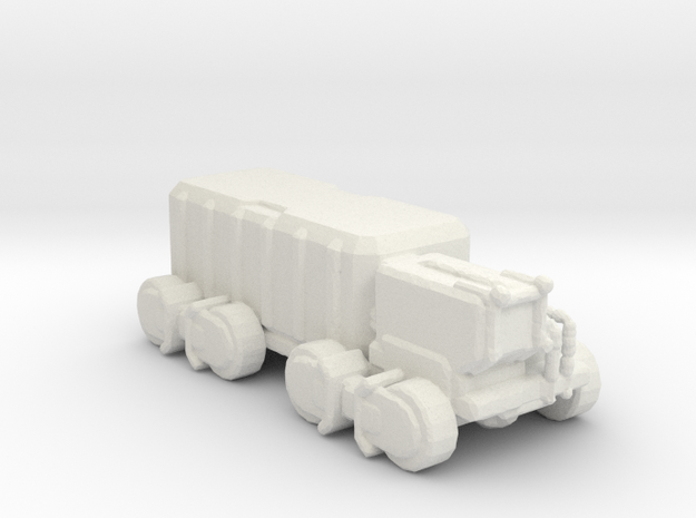 A-CMX360 Cargo Truck 285 scale