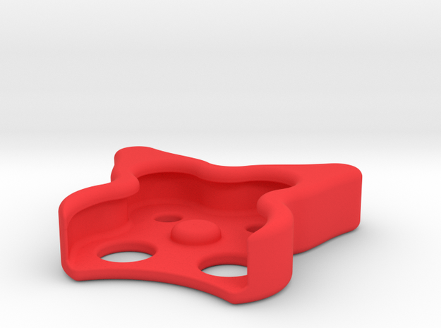 AEON HD Motor Protector V1 - High Res in Red Processed Versatile Plastic
