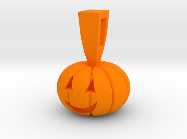 JACK-O-LANTERN in Orange Processed Versatile Plastic