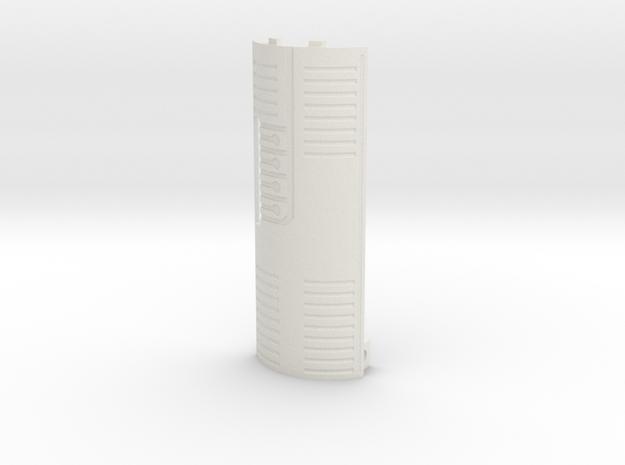 Windu Elite - Cover NB4 (Part 5/8) in White Natural Versatile Plastic