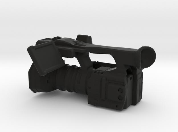 Camera - P-HC-X1000 - 1/6 in Black Natural Versatile Plastic