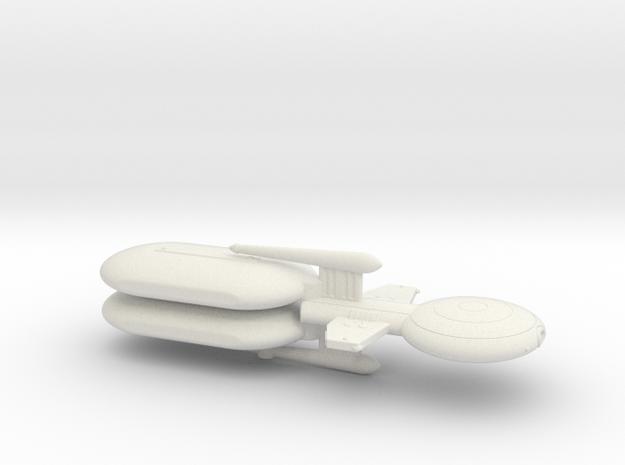 3125 Scale Gorn Brontosaurus Fleet Tug (2 Pods) SR in White Natural Versatile Plastic