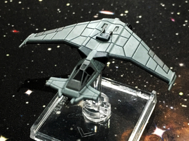 SA-43 Hammerhead: 1/270 scale in Smooth Fine Detail Plastic