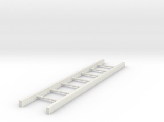 ladder 170mm 1/10 in White Natural Versatile Plastic