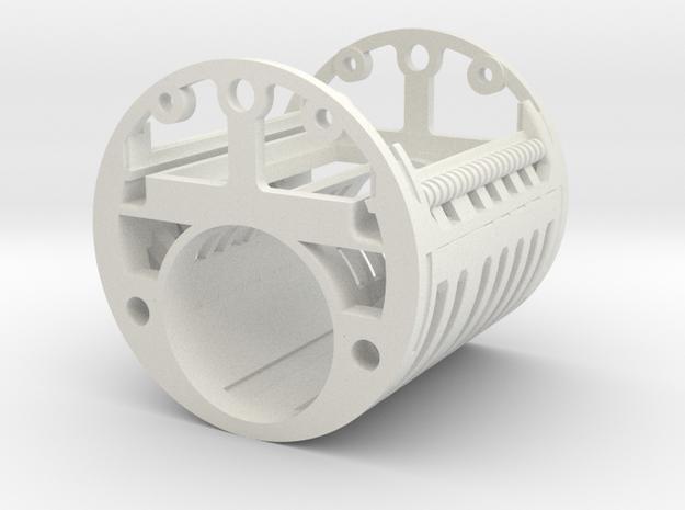 Graflex Padawan Var1 - Extension CEx in White Natural Versatile Plastic