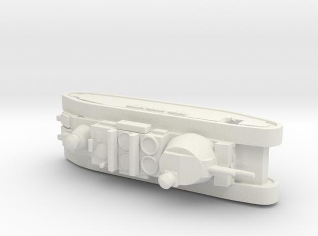 char 2c 1/150 in White Natural Versatile Plastic