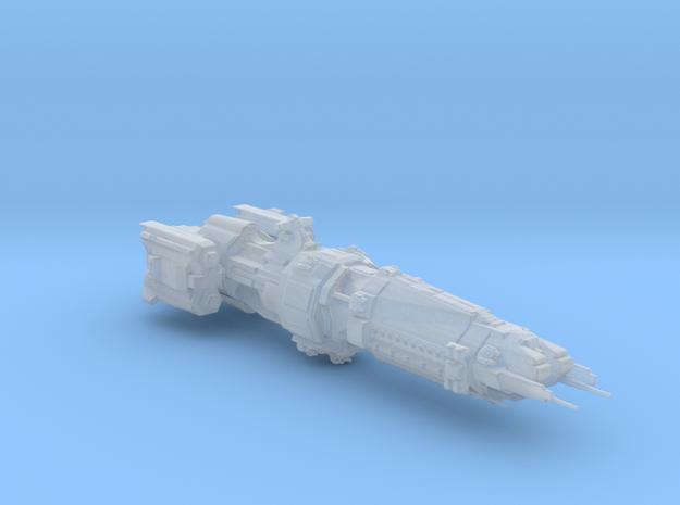 EXPANSE MCRN Terminus Class cruiser-high detail