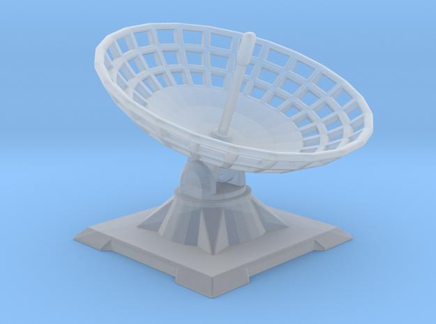 Satellite dish for wargames