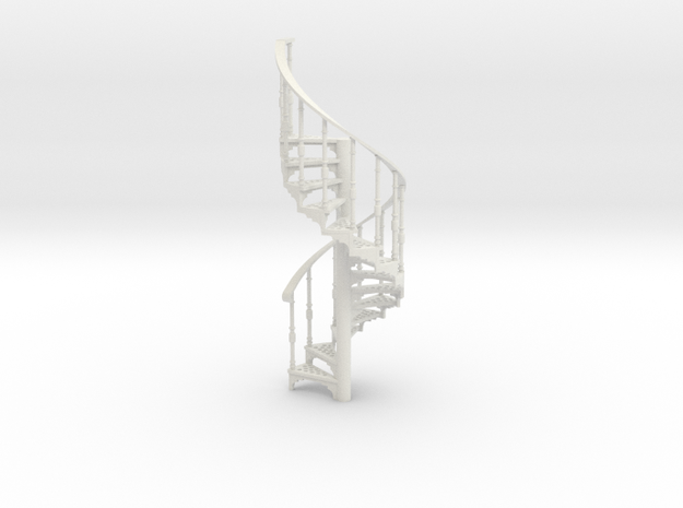 s-32-spiral-stairs-market-rh-1a in White Natural Versatile Plastic