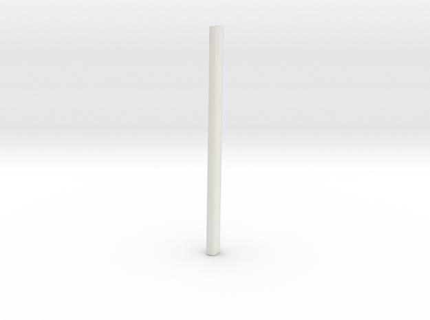 Exte E12 Teil2 in White Natural Versatile Plastic