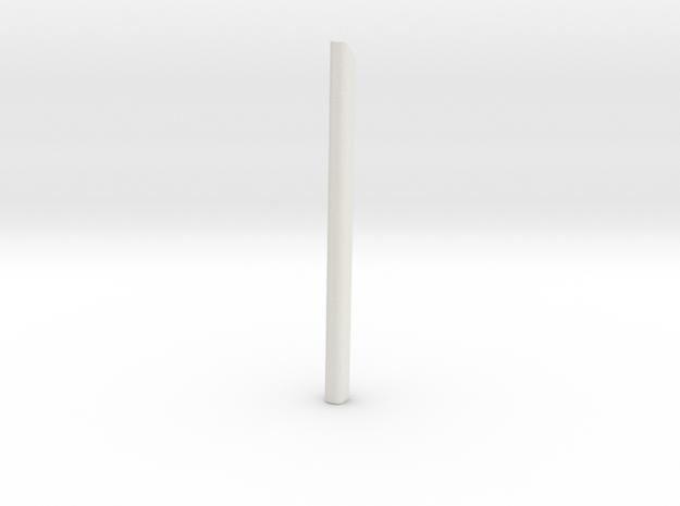Exte E12 Teil3 in White Natural Versatile Plastic