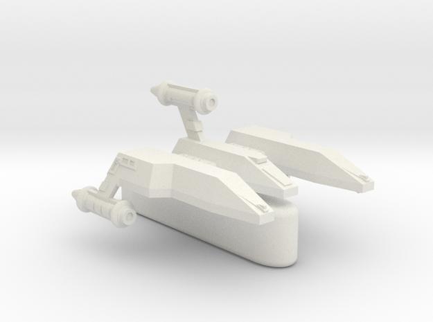 3125 Scale LDR Light Tactical Transport (LTT) CVN in White Natural Versatile Plastic