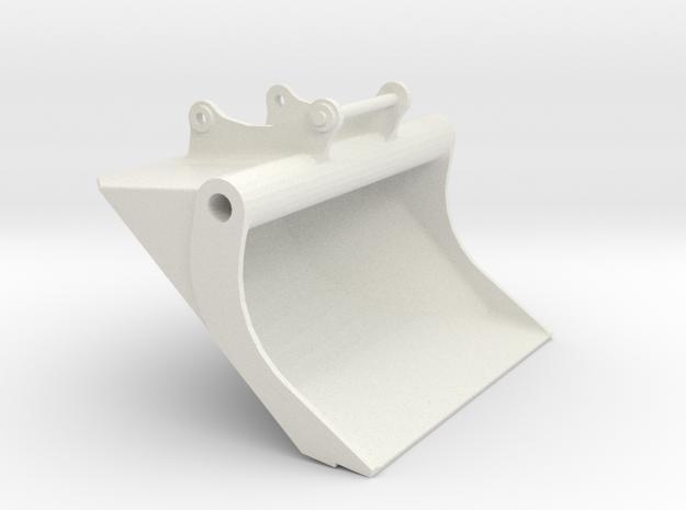 Planierlöffel in White Natural Versatile Plastic