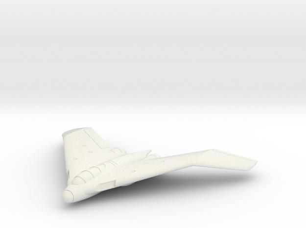 (1:144) Heinkel He P.1079B/II in White Natural Versatile Plastic