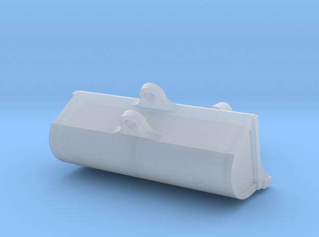 1/50 Tilt grading bucket for Bobcat E35 in Smooth Fine Detail Plastic