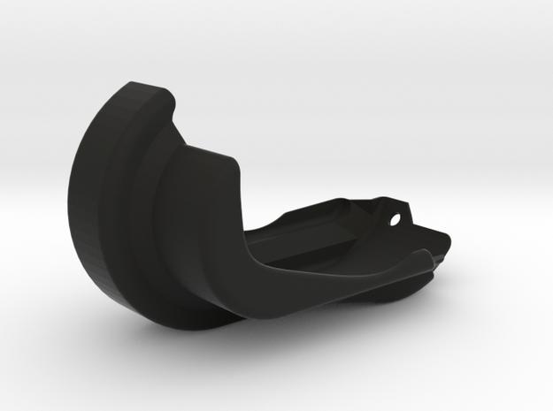 Pont AV-Front Axle--SKIN-v1 in Black Natural Versatile Plastic