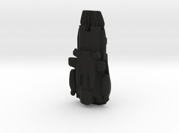Frigate Maellor black request in Black Natural Versatile Plastic