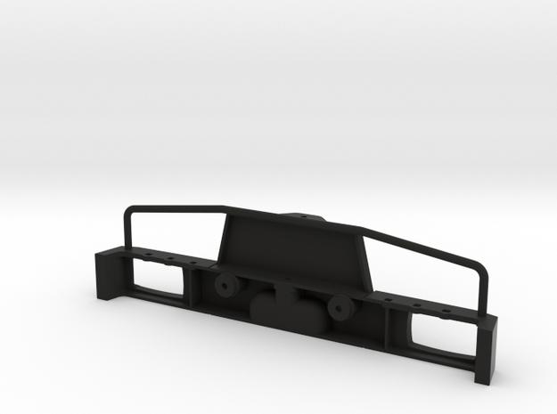 Stoßstange Heavy bumper Tamiya 1:14 Mercedes SK 18 in Black Natural Versatile Plastic