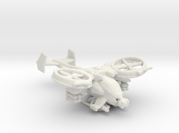 Scorpion Gunship V1 285 scale