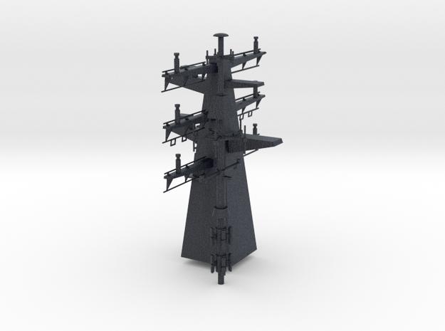 1/96 scale Bergamini - Rear Mast