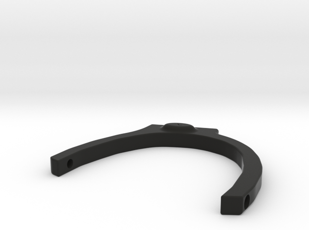 Bose 10 Ear Cup Bracket L in Black Natural Versatile Plastic