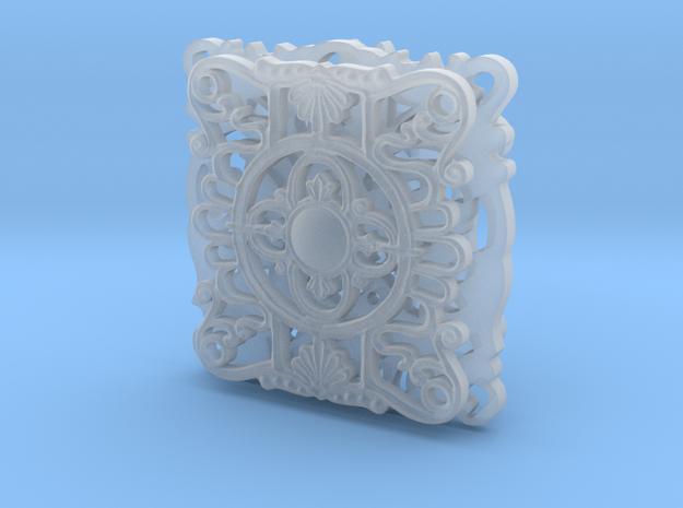 piezas 1 2 y 3 in Smooth Fine Detail Plastic