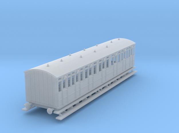 o-148fs-metropolitan-8w-composite-coach in Smooth Fine Detail Plastic