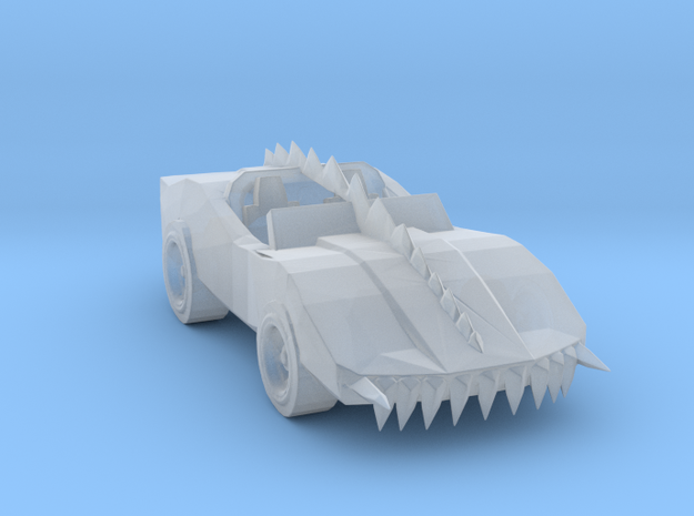 Deathrace 2000 The Monster 160 scale in Smooth Fine Detail Plastic