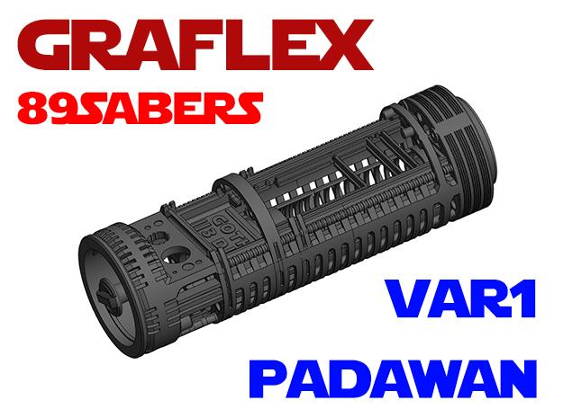 Graflex 89Sabers - Padawan Lightsaber Chassis