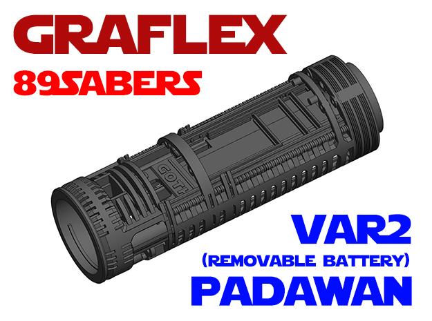 Graflex 89Sabers - Padawan Var2 Lightsaber Chassis