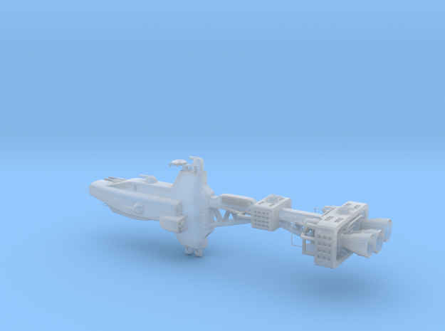 Earth Alliance - Alpha Destroyer in Smooth Fine Detail Plastic