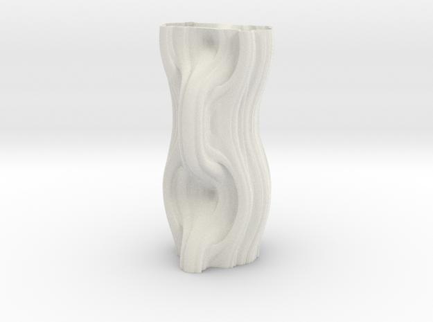 Vase 7144m in Matte Full Color Sandstone