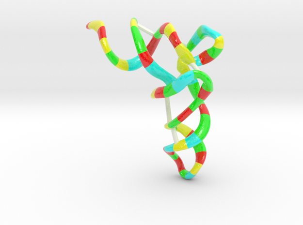 tRNA (Large) in Glossy Full Color Sandstone