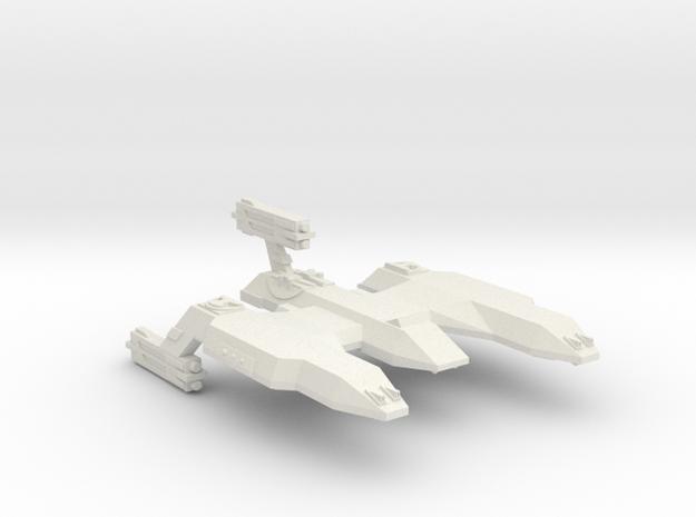3788 Scale Lyran Desert Lion Light Dreadnought CVN in White Natural Versatile Plastic