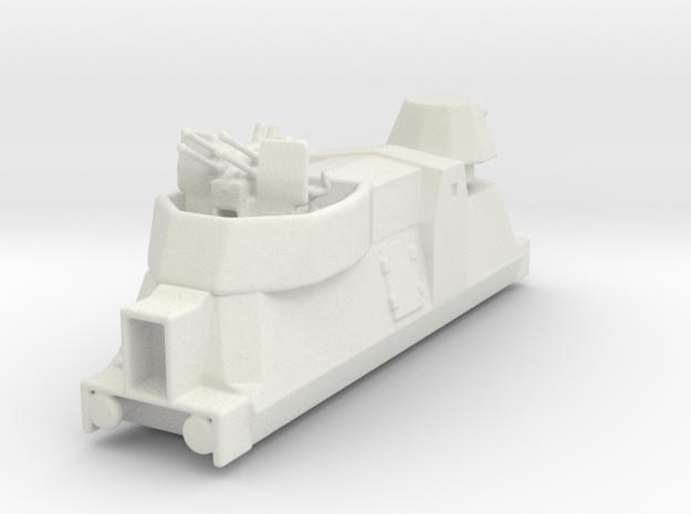 Panzerzüge flakewagon armored train ho
