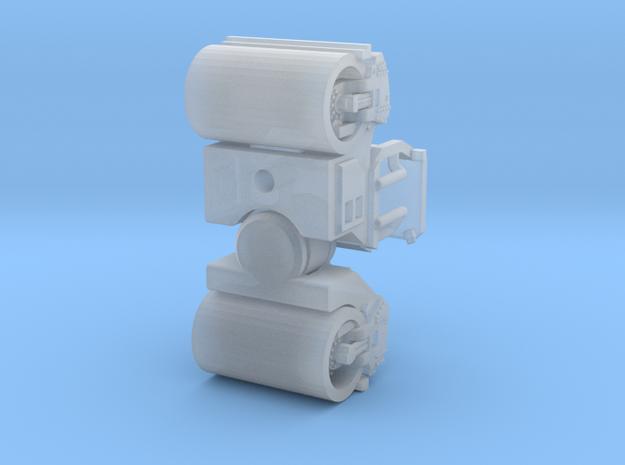 Cat CB15 roller tandem in Smoothest Fine Detail Plastic: 1:400