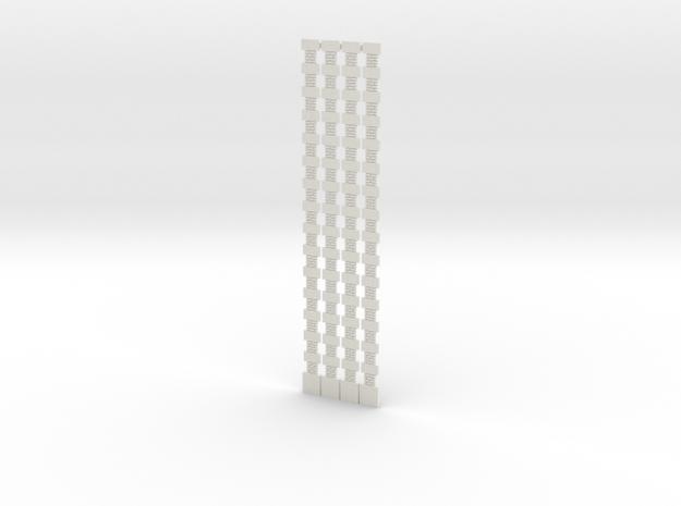 HOea211 - Architectural elements 3 in White Natural Versatile Plastic
