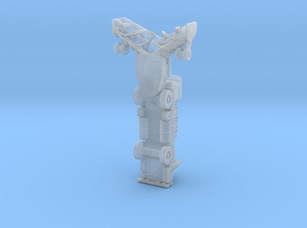 OK H gen3 XRS blower rev2 in Smoothest Fine Detail Plastic: 1:400