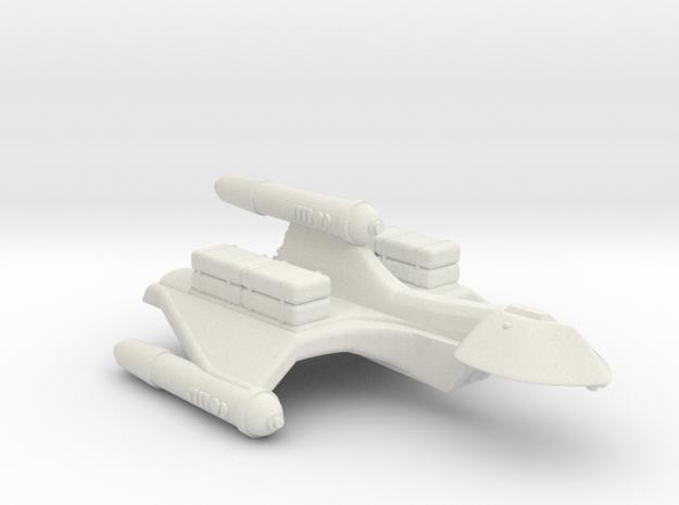 3125 Scale Romulan SparrowHawk-H+ Cargo Transport in White Natural Versatile Plastic