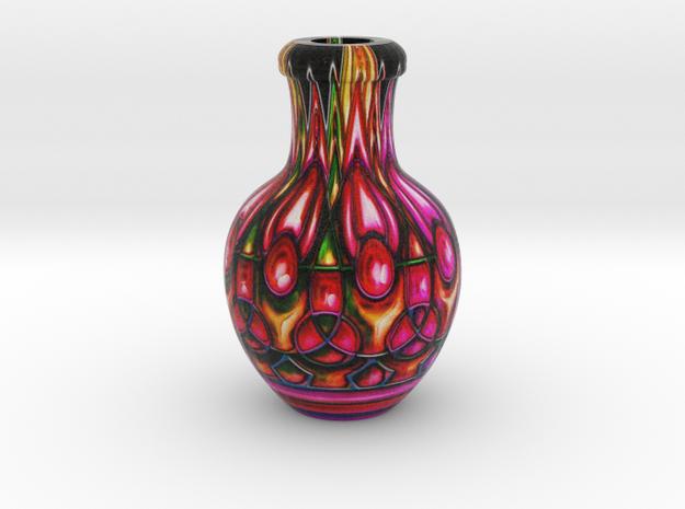 VASIJA m02p1c in Natural Full Color Sandstone