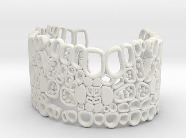 Kranz anatomy cuff v.6 in White Natural Versatile Plastic