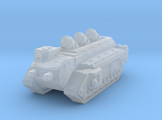 Dominus Bombard WH40k EPIC micro 3 models in Smooth Fine Detail Plastic