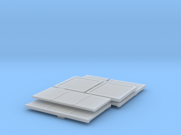 large crate parts  in Smoothest Fine Detail Plastic